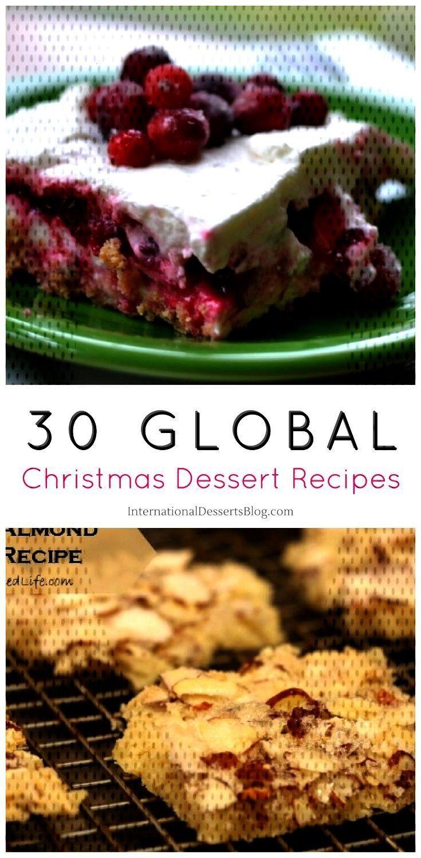 Christmas desserts (cakes, pies, pa...30+ Christmas desserts (cakes, pies, pa...  Cranberry Cheesec