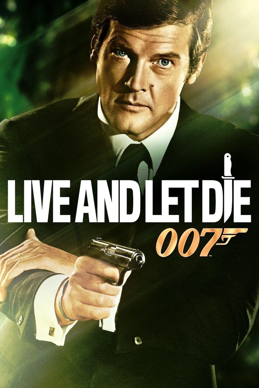 Live And Let Die Movie Review James Bond Movies James Bond