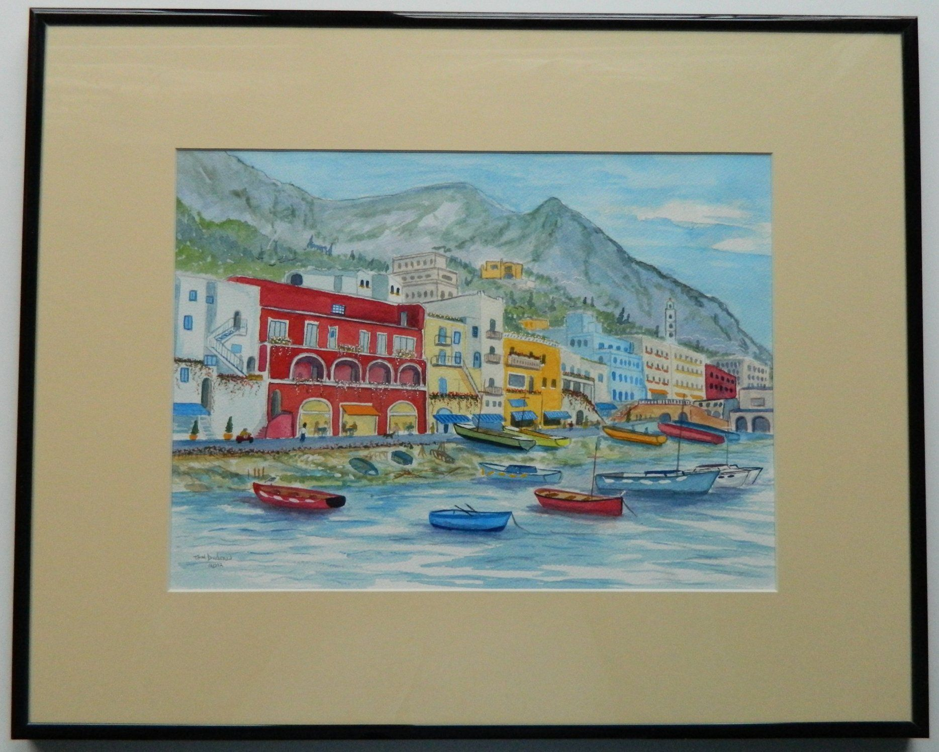 Die Inseln im Golf von Neapel: Procida, Capri, Ischia ... |Capri Italy Golf
