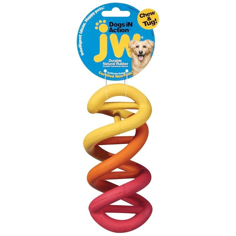 JW Pet Dogs in Action Tough Dog Toy