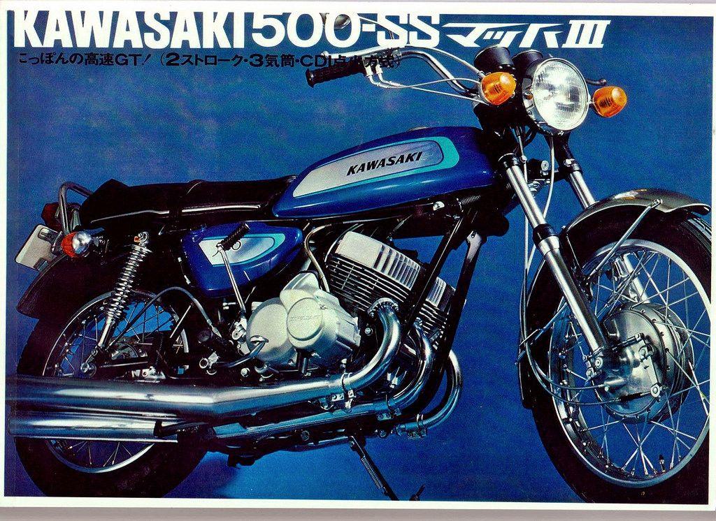 """Résultat de recherche d'images pour """"ads kawasaki H1 1970"""""""