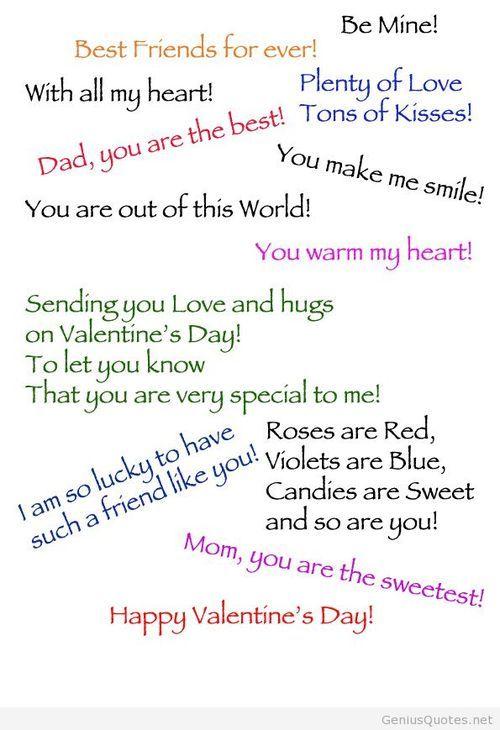 happy valentines day quotes new 2014 genius quotes