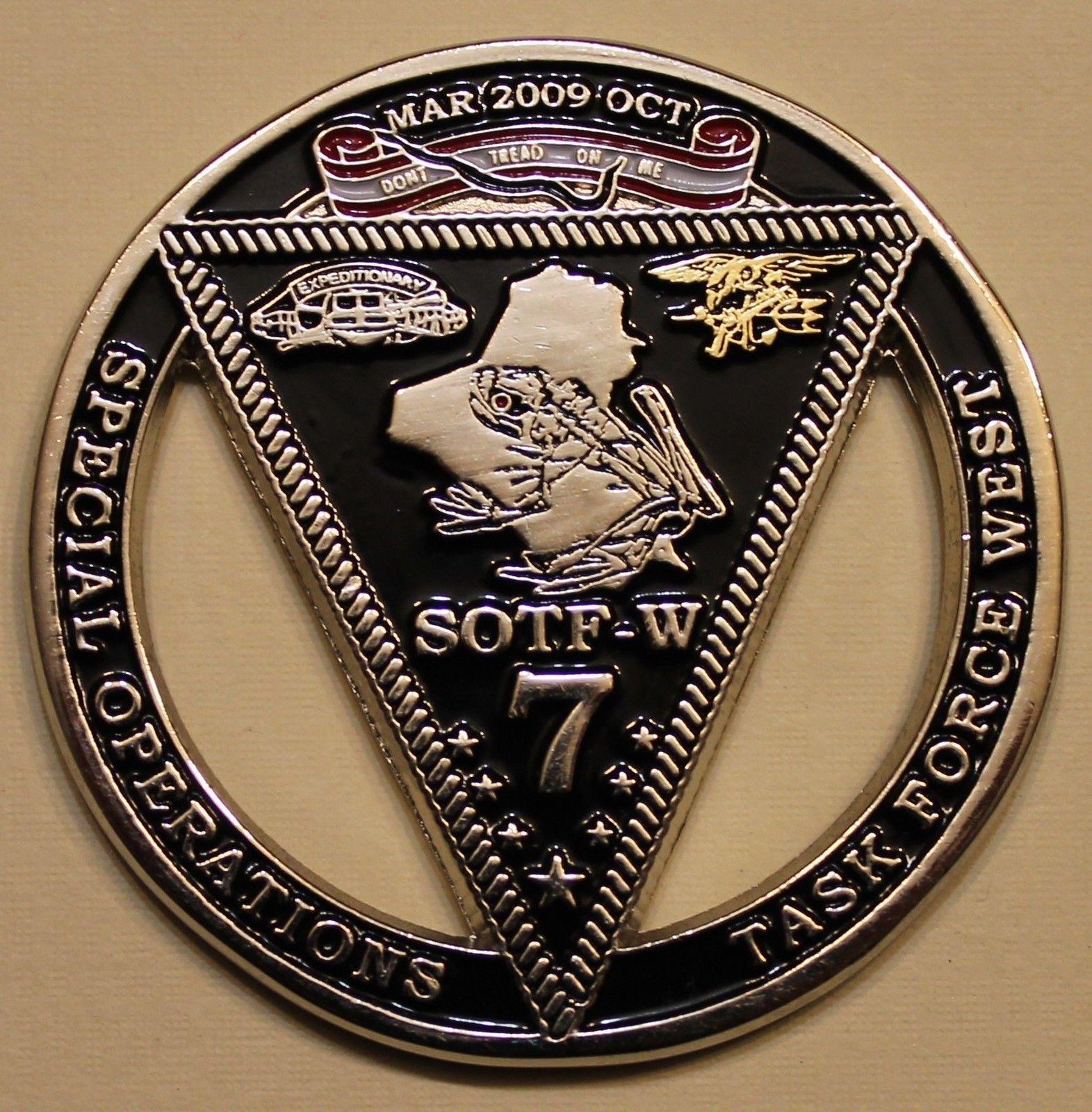 Seal Teams Seven Amp Ten Special Warfare Sotf W Navy
