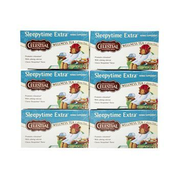 Celestial Seasonings Sleepytime Extra Herb Tea (1x20 Bag)