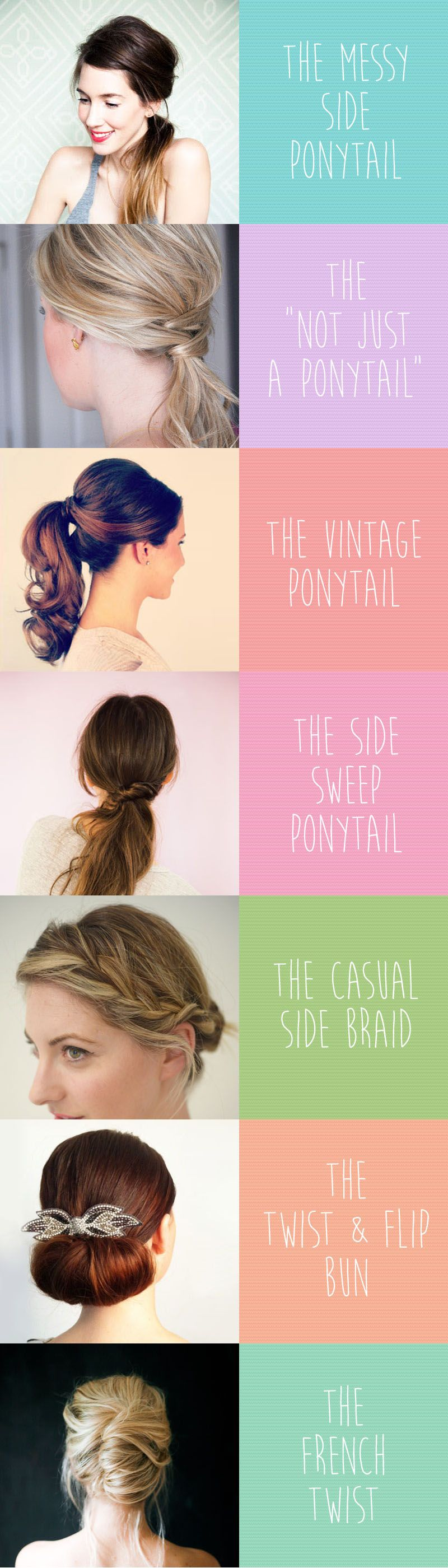No more mom hair quick u easy styles to try hair pinterest