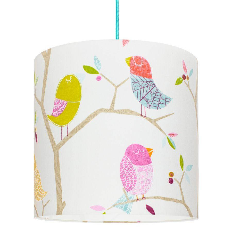 Lampa ptaszki