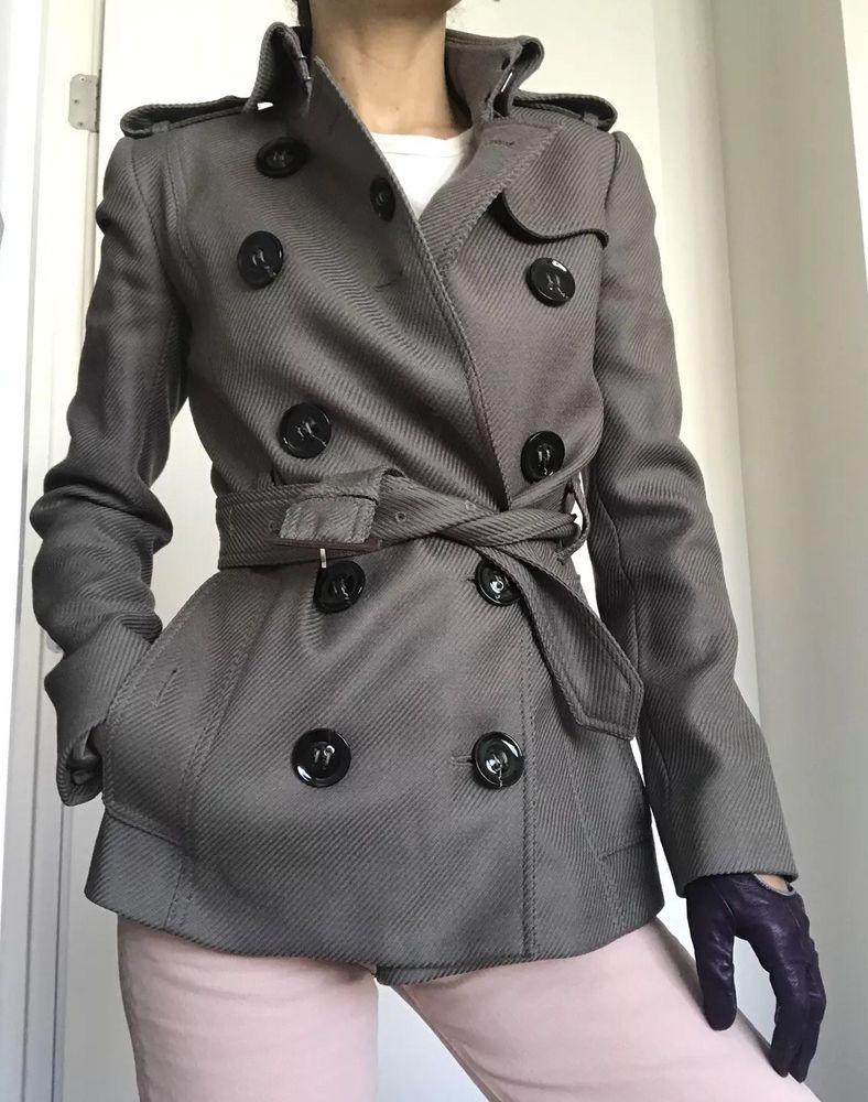 Burberry Women Coat Jacket Fashion Clothing Shoes Accessories Womensclothing Coatsjacketsvests Ebay Link Coats Jackets Women Coats For Women Coat