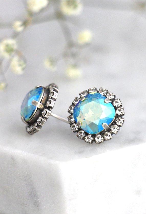 28ff1dff280a78 Blue Earrings