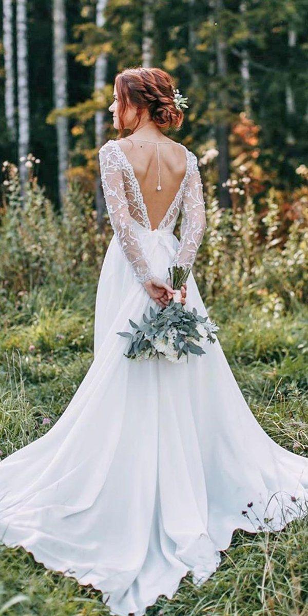 30 Rustic Wedding Dresses For Inspiration   Wedding Forward