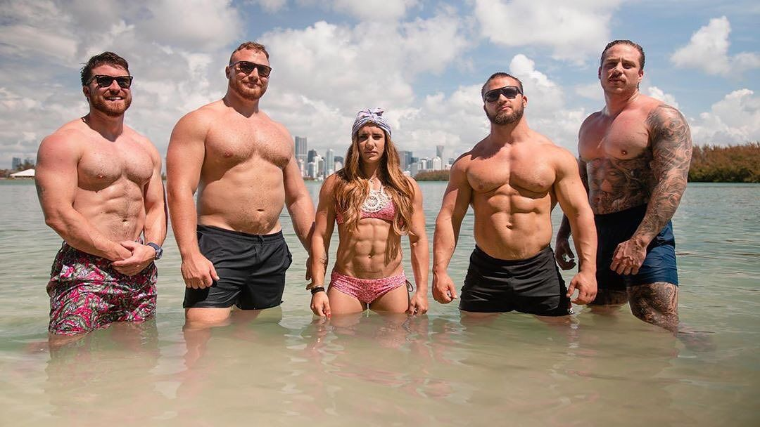 Squad goals    #beautiful     #beauty     #crossfit     #lifestyle     #abs     #legs     #fitness  ...