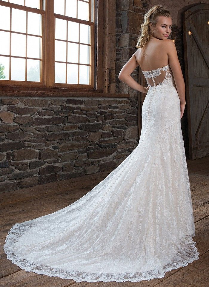 Sweetheart 1121 is shown in Sand/Ivory/Nude and a size 14. | Bridal ...