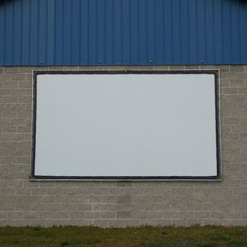 Projection Screens Carl S Wall Hanging Diy Projector Screen Kit