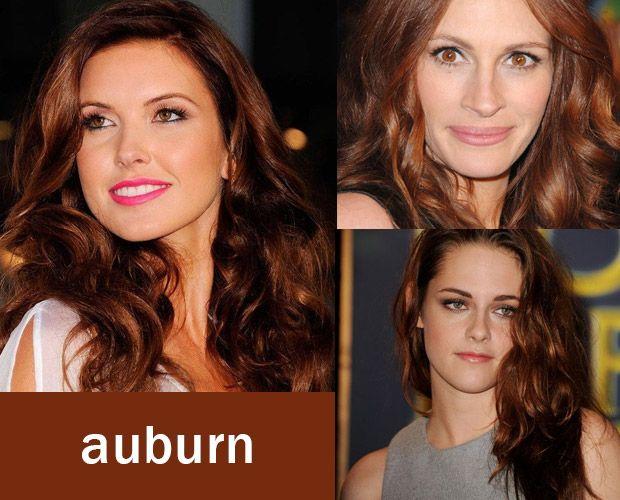 Hottest Fall Hair Colors For 2014 Auburn Azoleah Hair