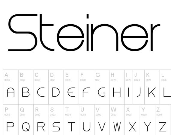 52 Really High Quality Free Fonts For Modern And Cool Design Modern Fonts Modern Fonts Free Free Font