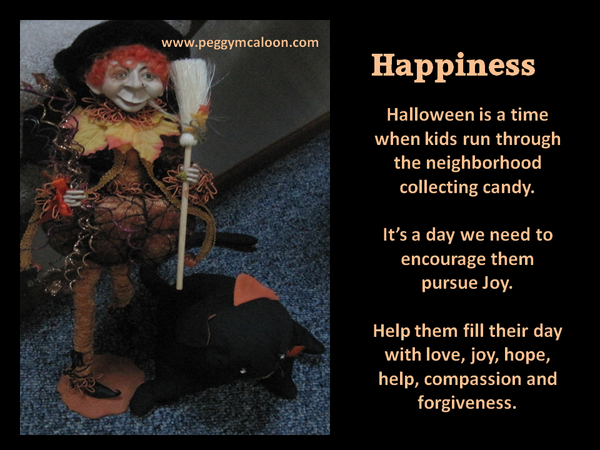 Kids love Halloween. Make it safe and filled with fun!