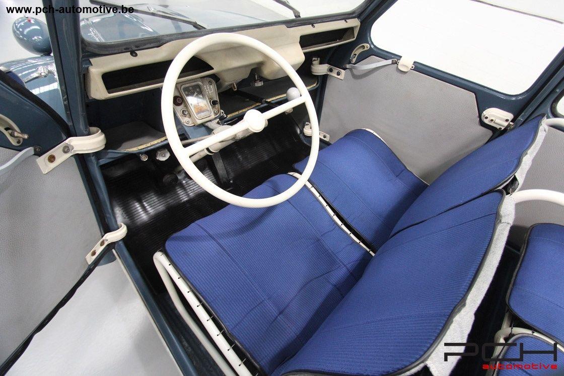 1965 Citroen 2cv Azam No Rust Non Welded Chassis Perfect Mechanics Classic Driver Market Citroen 2cv Citroen Amazing Cars