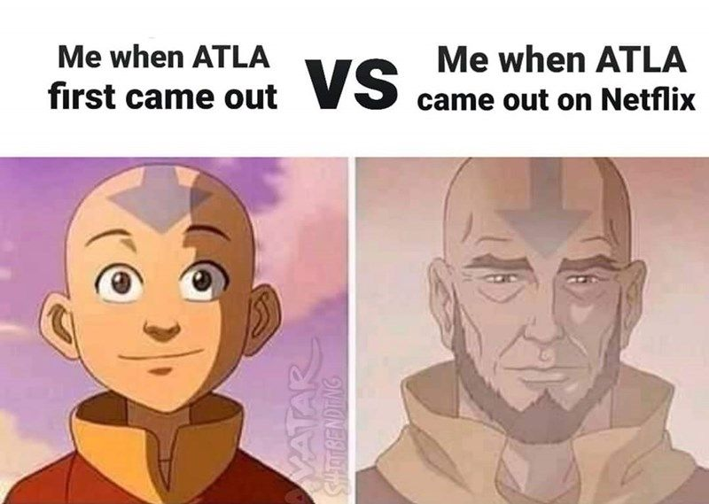 Fifty Avatar Memes For The Superfans Avatar The Last Airbender Funny Avatar Funny Avatar