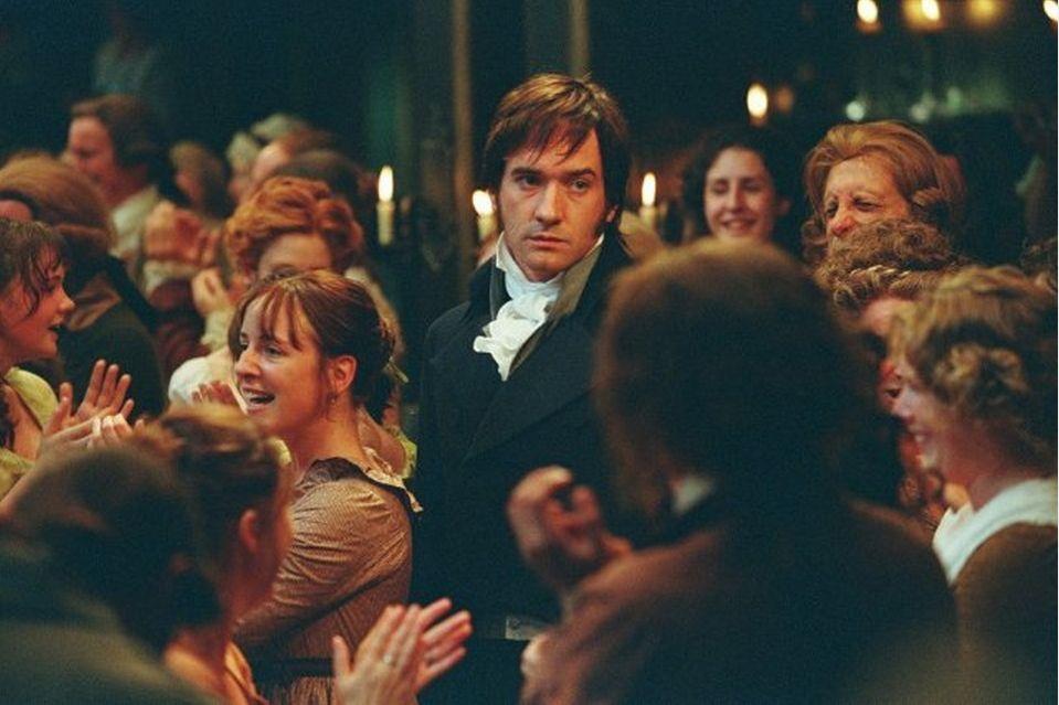 오만과 편견 - Mr. Darcy의 첫 인상, Pride And Prejudice