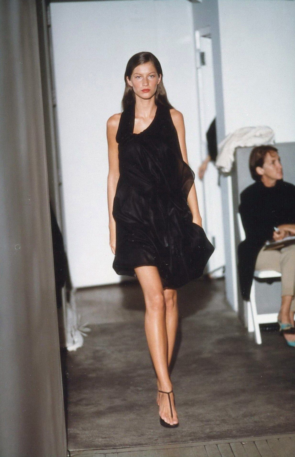 Fashion week Lang helmut spring for lady