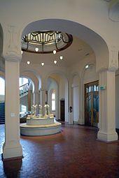 Osthaus-Museum Hagen [former Folkswang Museum], designed by Henry van de Velde