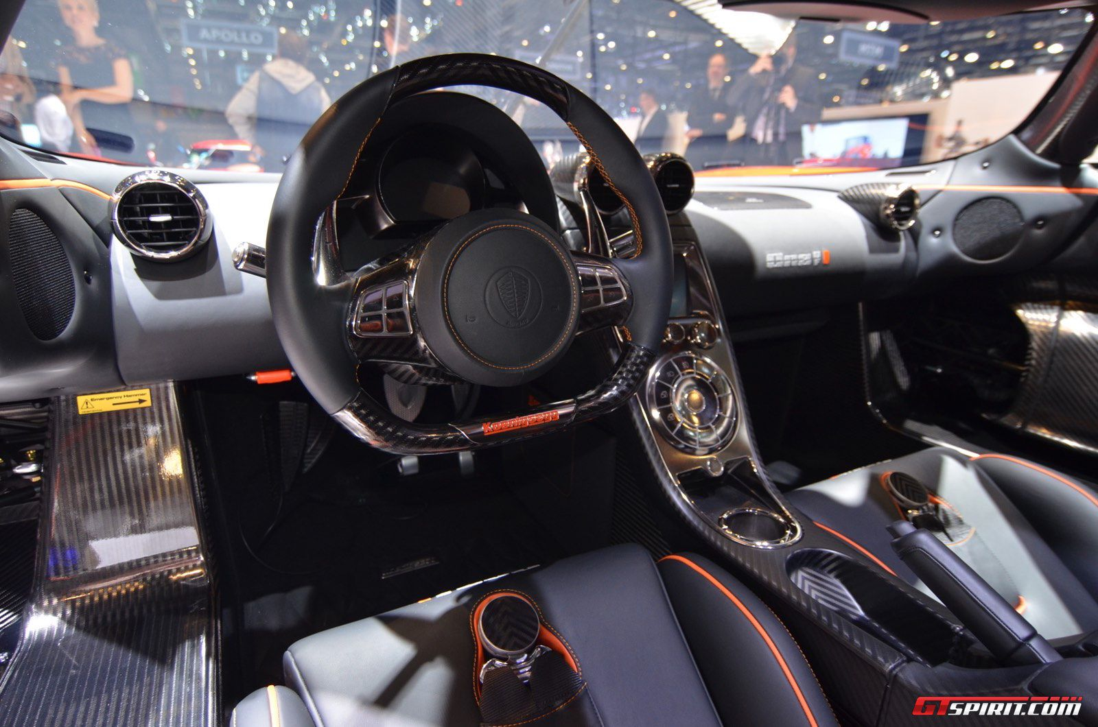 Koenigsegg U201cone Of 1u201d Agera Final Edition U2013 Geneva 2016