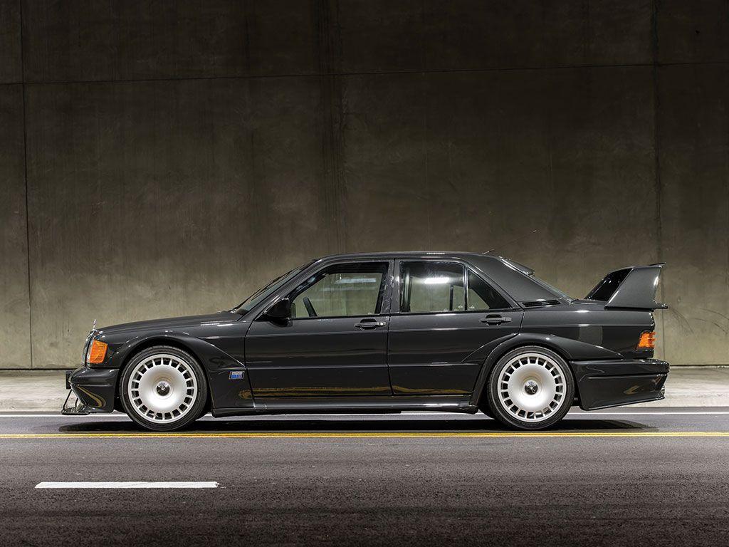 1990 Mercedes Benz 190 E 2 5 16 Evolution Ii Mit Bildern Autos