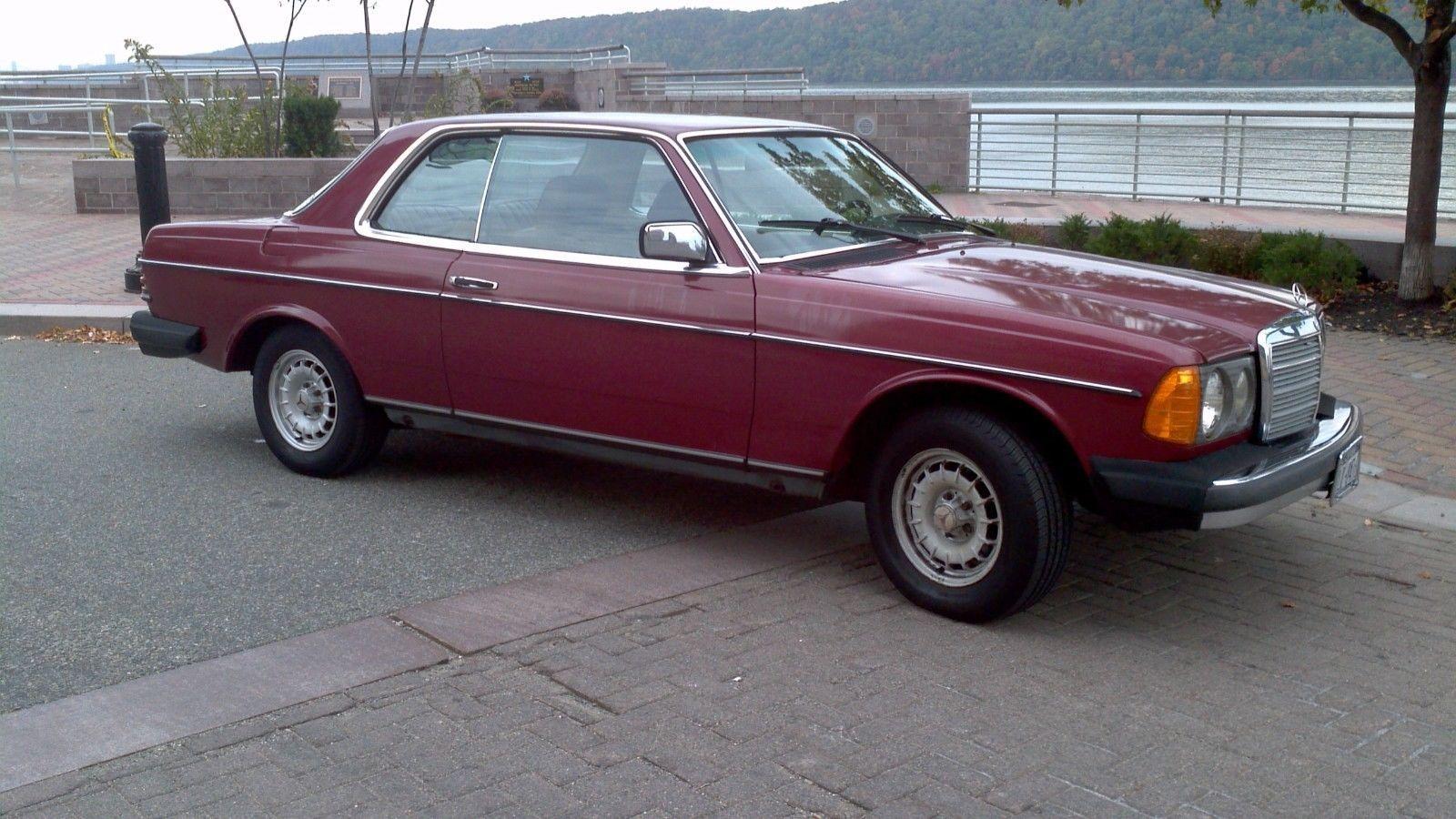 ebay 1984 mercedes benz 300 series 300cdt turbo diesel rare 300 cdt rh pinterest com