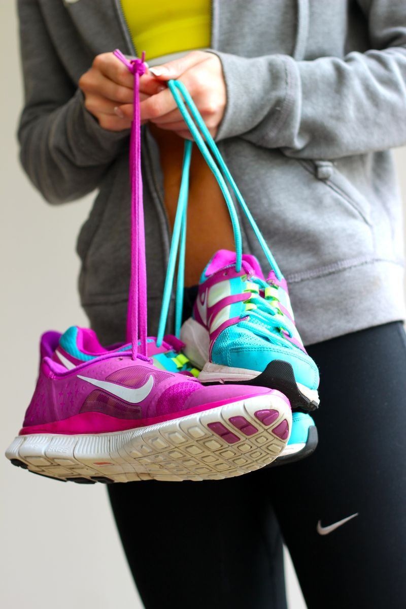 colorful kicks