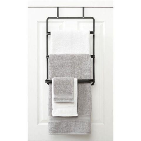Over The Door Towel Rack Over Door Towel Rack Towel Rack Bathroom Bathroom Towel Hooks