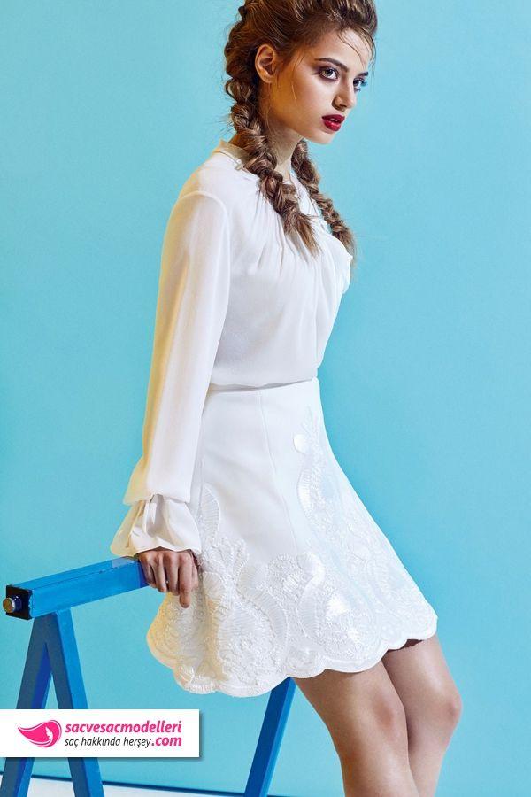 Leyla Tanlar Sac Rengi Ve Sac Modelleri Instyle Magazine Moda