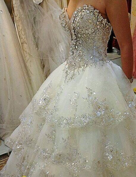 Kristallhochzeitskleid – #kristallhochzeitskleid