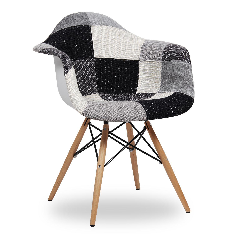 Inspirada En La Silla Daw De Charles Ray Eames Estructura Las Patas