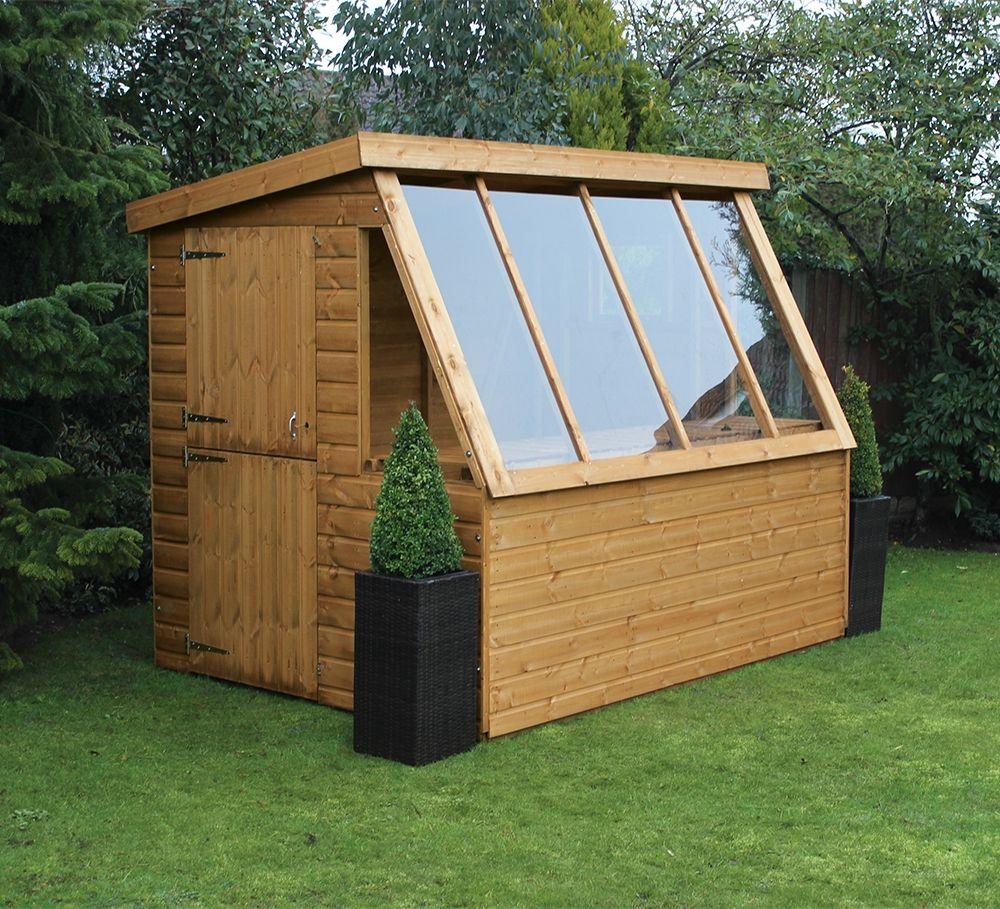Diy Sheds For Sale: Shedlands 10 X 8 Ft Potting Shed