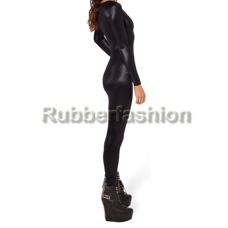 Sexy Stretch Wetlook Glanz Catsuit Runder Ausschnitt offene Händ #Leggings #Motiv #Legings #Hose #Leggins #Motivlegging #Legings #Hose #Legins 30.90 EUR inkl. 19% MwSt. zzgl. Versand