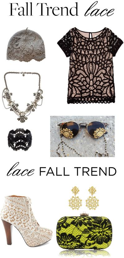 Fall Trend: Lace