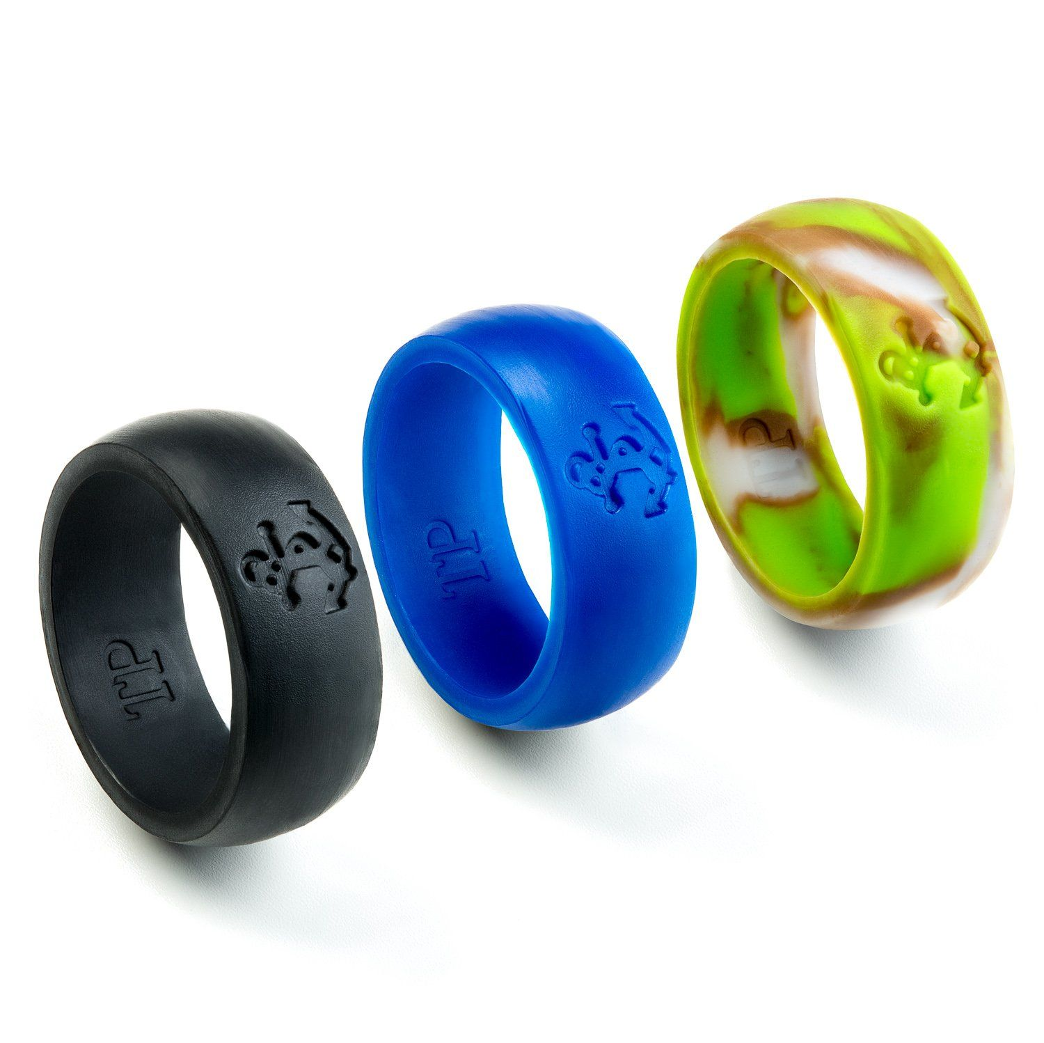 Pin on Silicone Rings