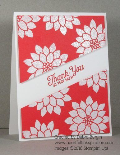 Stamp Review Crew: Flourishing Phrases (Heartfelt Inkspiration ...