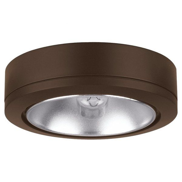 Fluorescent under cabinet puck light european house pinterest fluorescent under cabinet puck light mozeypictures Images