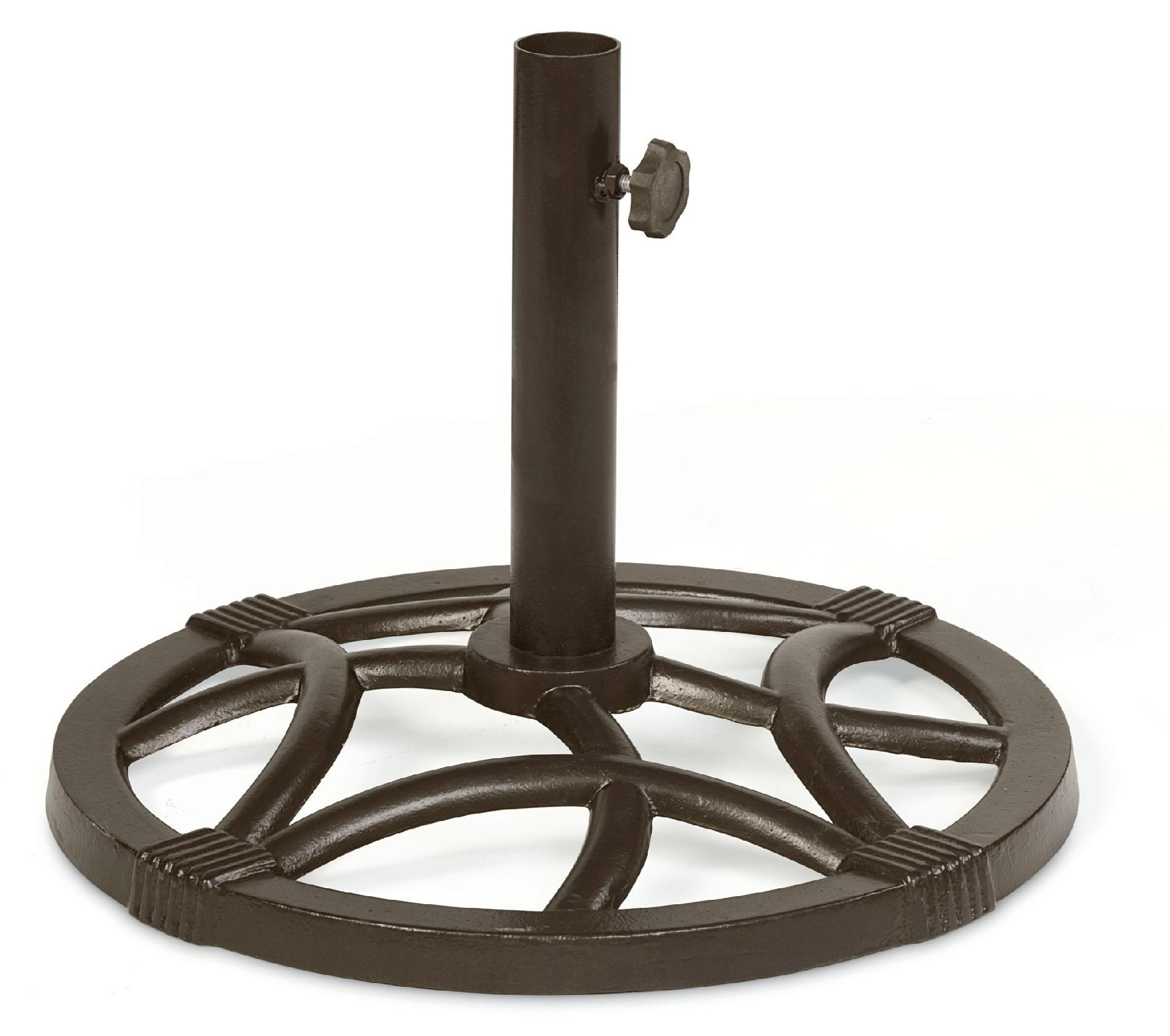 An strong Umbrella Base strong is an essential accessory to any