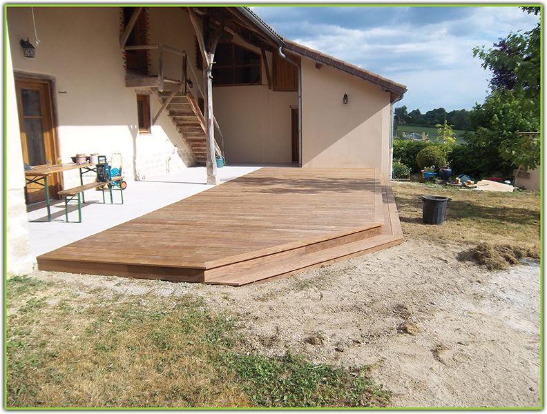 Terrasse bois, composite - Intérieur Extérieur Patio Pinterest