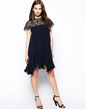 Lydia Bright Blake Babydoll Dress