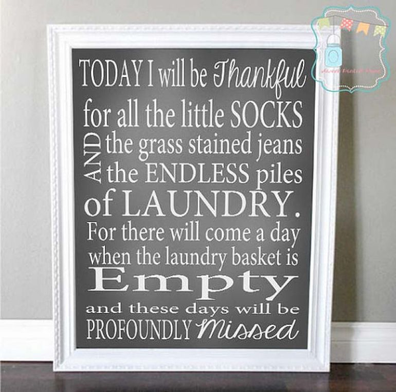 Interior Room Improvement Ideas i need this for my laundry room such a great reminder laundry