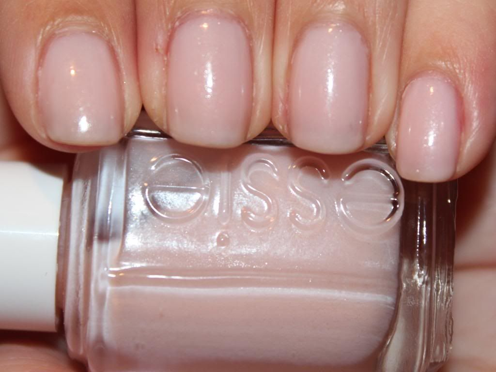 Essie Vanity Fairest Love This Slightly Sparkly Nude Color Fashion Pinterest