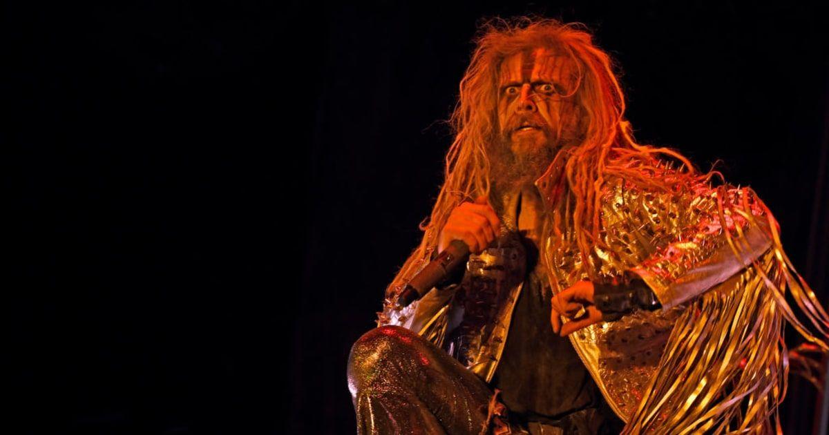 Rob Zombie Announces Giant Vinyl Box Set New Live Album Rob Zombie Album Statue
