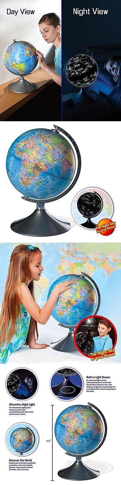 Geography and history 11733 interactive globe for kids 2 in 1 day geography and history 11733 interactive globe for kids 2 in 1 day view gumiabroncs Image collections