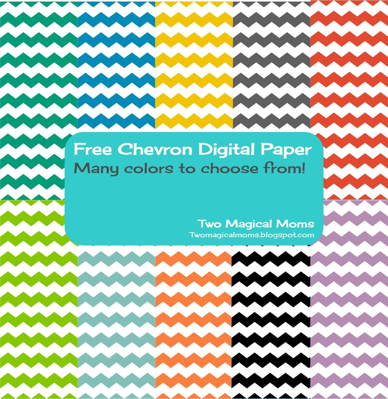 Digital Paper Free, Chevron