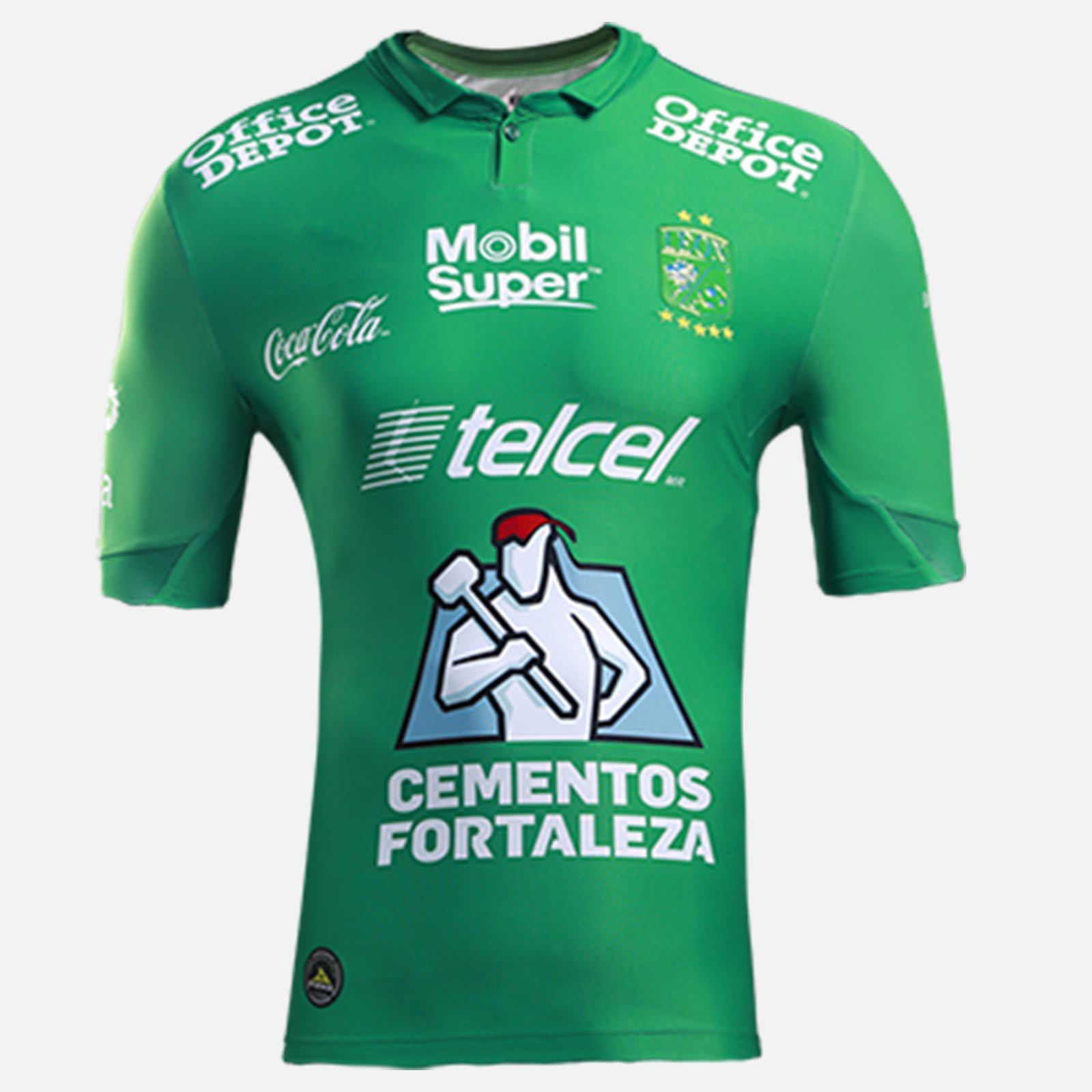 promo code a6470 60a1d Pin on cheap Club Leon FC soccer jerseys shirts