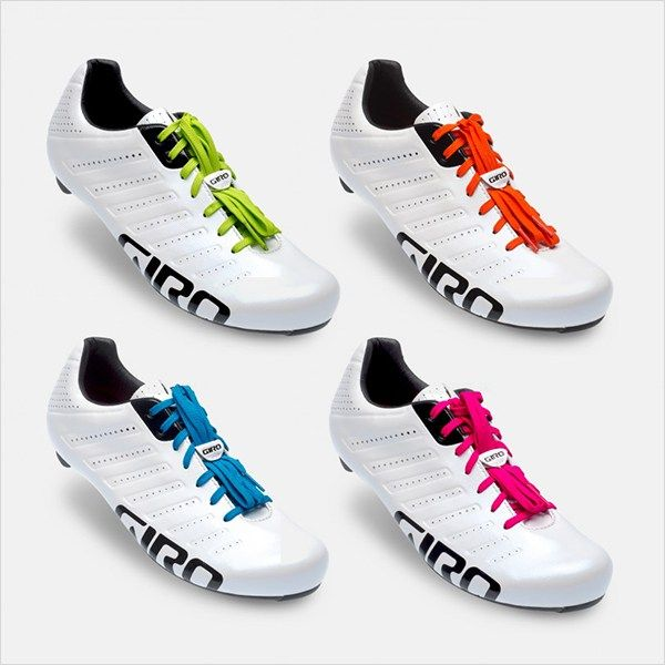 Giro Shoe Laces! | Cycling shoes, Road cycling shoes, Road