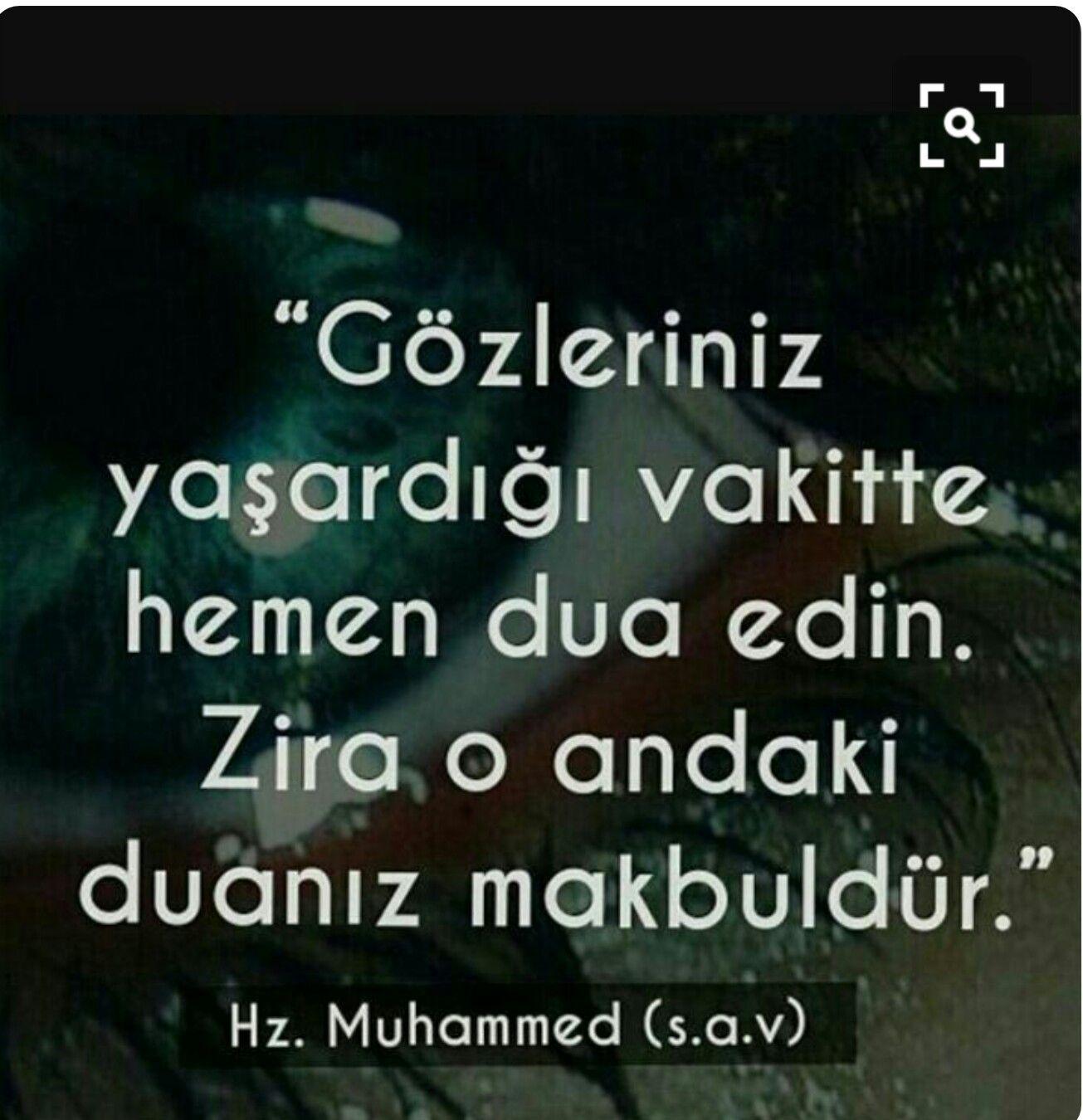Hz Muhammed S A V Dualar Gercek Alintilar Ozlu Sozler