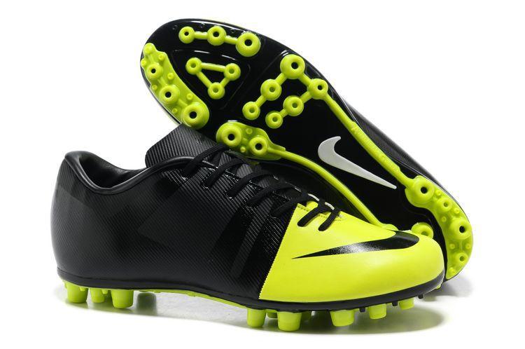 recurso perjudicar charla  2012 New Nike GS AG Soccer Cleats Neymar Black Green Speed | Soccer shoes,  Adidas soccer shoes, Soccer cleats nike mercurial
